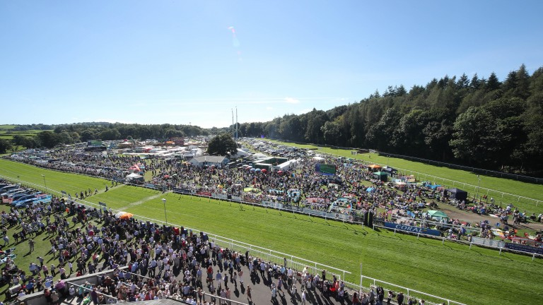 Cartmel: race was voided at track on Wednesday