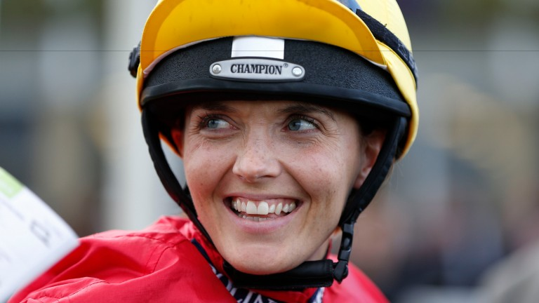 Victoria Pendleton: no special case was made for her ride in Foxhunter says BHA