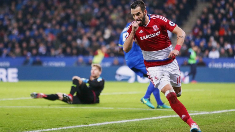 Alvaro Negredo is looking better with each outing