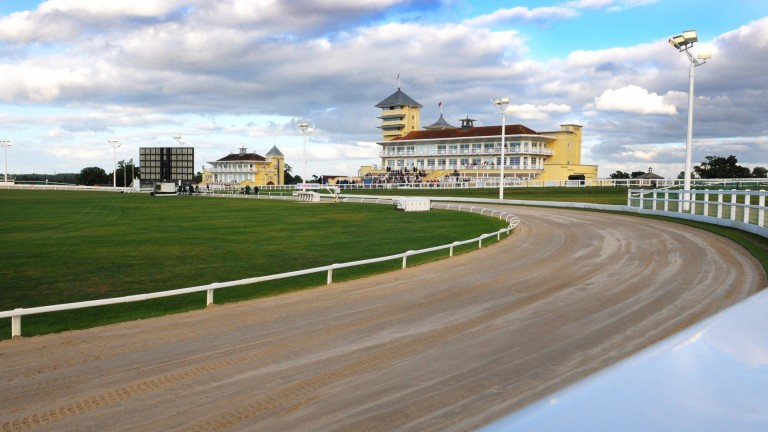 Towcester can cope with a crowd of up to 9,500