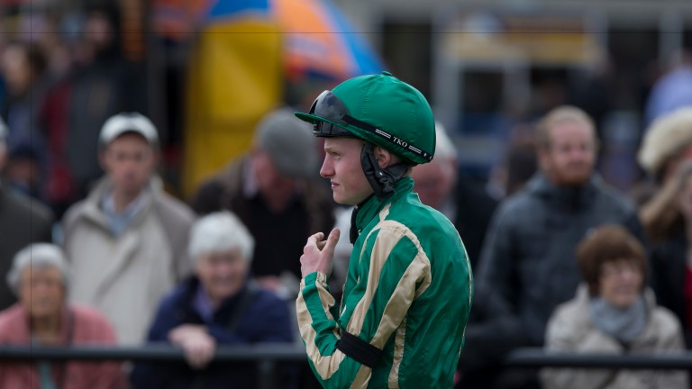 Connor King: hoping switch to jumps can reboot his career