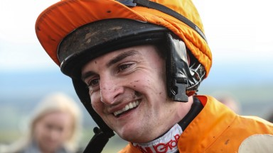 Henry Brooke: suffered multiple injuries in a fall at Hexham in October