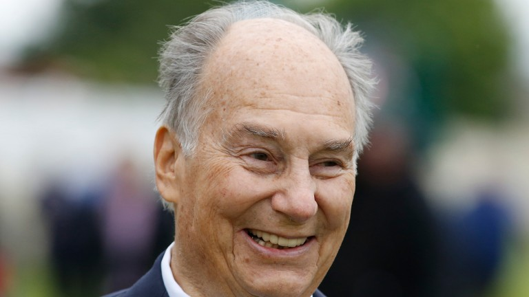H H Aga Khan: turns 80 today