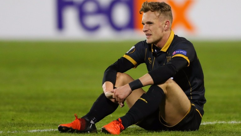 Dundalk could be left dejected in Israel