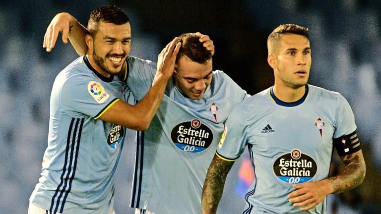 Celta Vigo will be going for goals in Athens