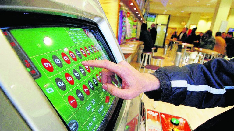 The results of the government review of gaming machines was expected this spring