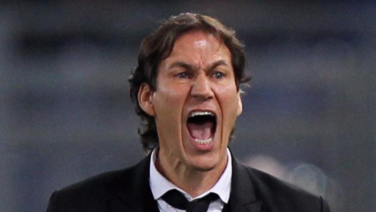 Marseille boss Rudi Garcia