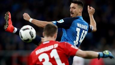 Hoffenheim's Sandro Wagner