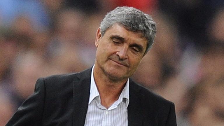 Malaga boss Juande Ramos