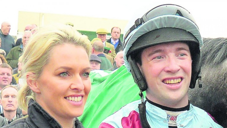 Rebecca Curtis and the highly rated Jonathan Moore seem to have ended their partnership