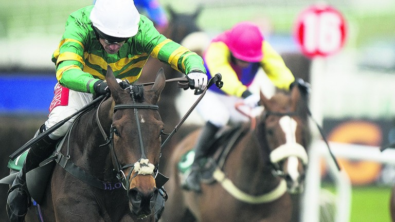 Derek O'Connor is set to return at Punchestown this weekend