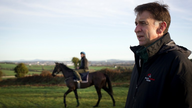 Henry de Bromhead: could have a smart filly on his hands in Royal Highness