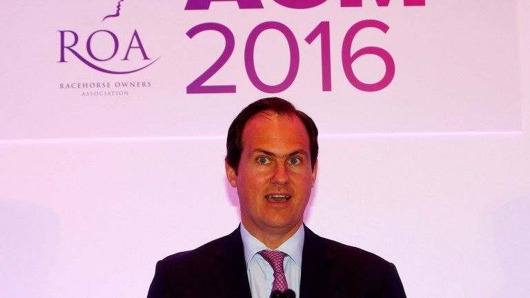 "ROA chief executive Charlie Liverton: ""Widening the range is a good thing"""