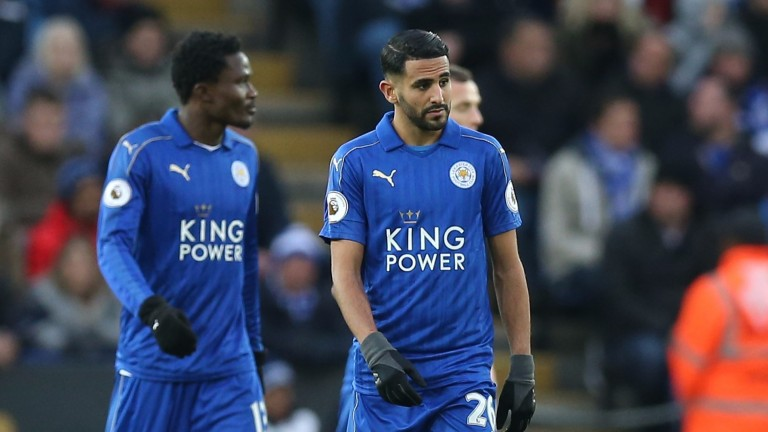 Riyad Mahrez and Leicester have failed to hit the heights of last season