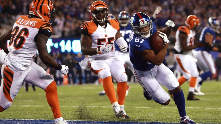 New York Giants Sterling Shepard