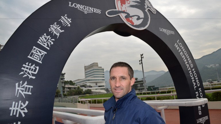 """Neil Callan: """"We're not just sitting around waiting for raceday each week"""""""