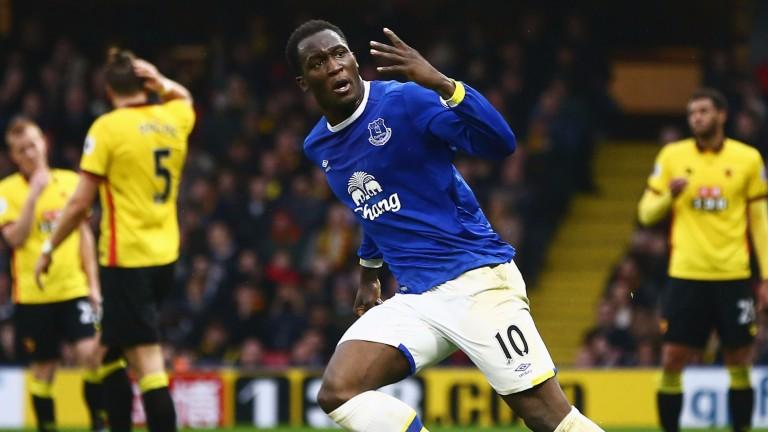 Everton hotshot Romelu Lukaku