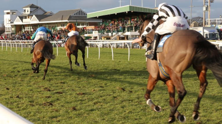 It is perhaps Catterick's biggest day over jumps