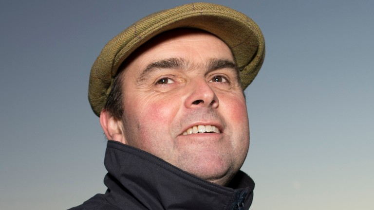 Alan King: successful in the race last year