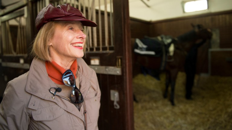 Gai Waterhouse: believes Australia's climate is conducive to producing sprinters