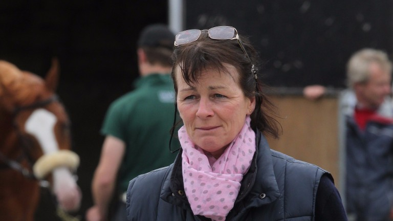 Mags Mullins: trainer of Sweet Shirleen