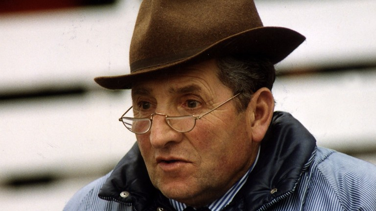 Dick Hern: Brian Procter worked for the Major from 1970 until 1997