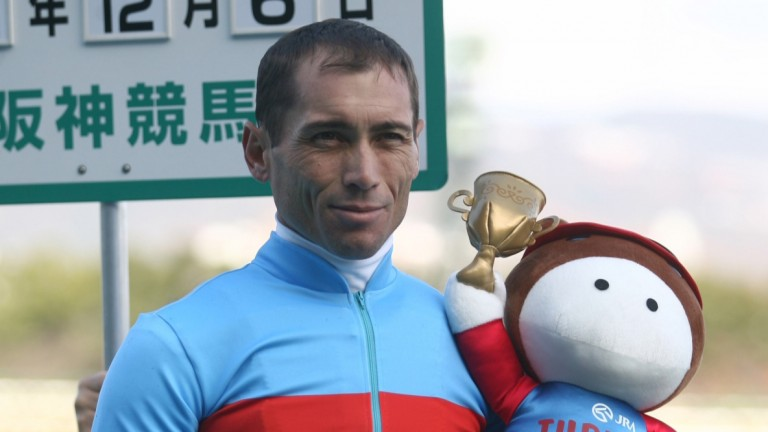 Garrett Gomez, who rode over 3,000 winners in the US, has died aged 44