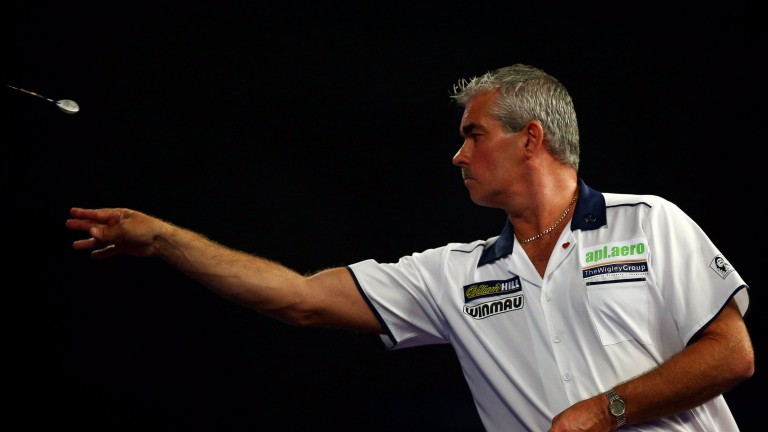 Steve Beaton is renowned for his high scoring