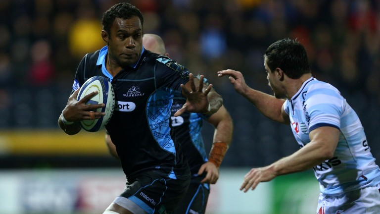 Glasgow Warriors' Leone Nakarawa