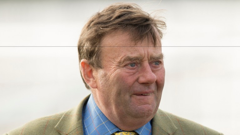 Nicky Henderson: race a regular target
