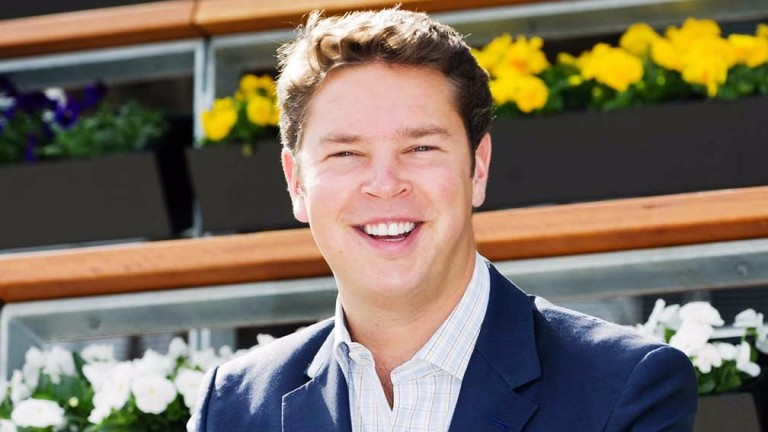 James Harron: his new company will offer horses for public syndication