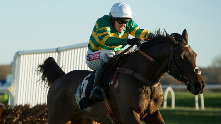 Unowhatimeanharry: one of the star performers on fascinating day of action