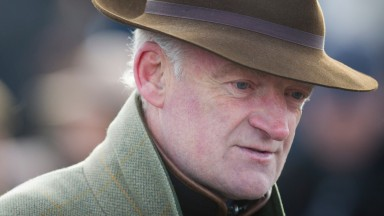 Willie Mullins: split with Gigginstown following a row over training fees