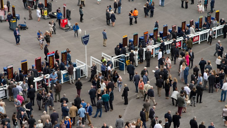The Racing Partnership and the Federation of Racecourse Bookmakers have agreed a deal