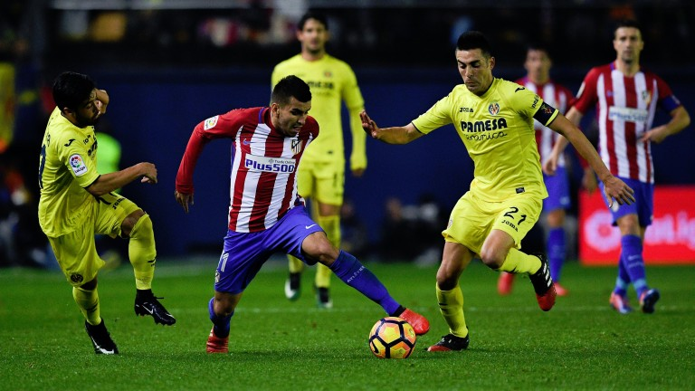 Villarreal were convincing 3-0 winners over Atletico Madrid in their last start