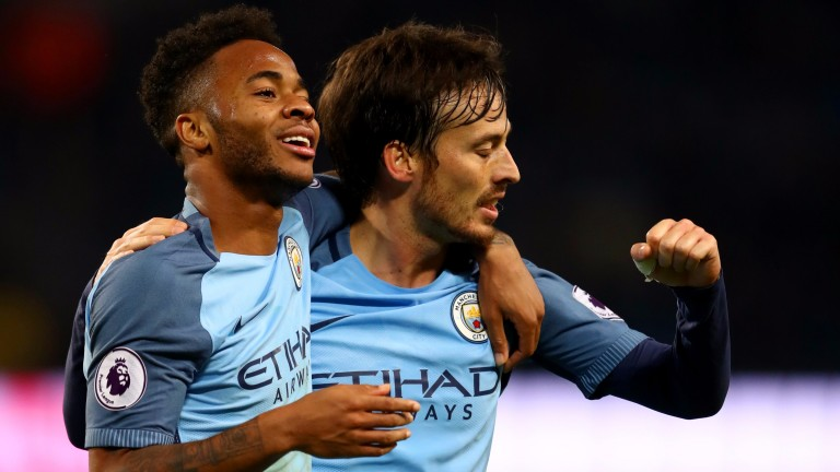 Raheem Sterling and David Silva can cause problems to Arsenal