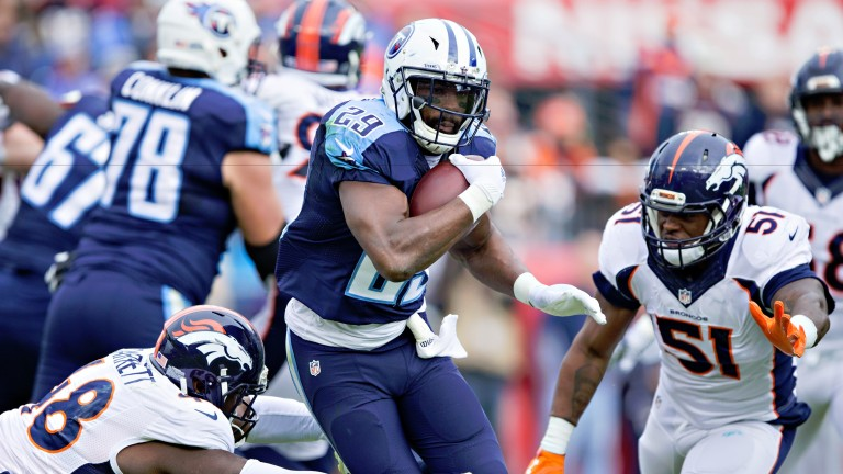 DeMarco Murray is a potent offensive option for Tennessee