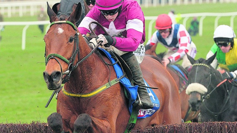 Gigginstown camp also considering the King George for Road To Riches