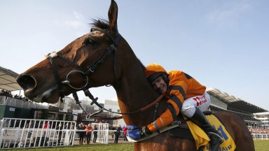 Thistlecrack: 'I'm not worried about him; we know what our horse can do,' says Jean Bishop