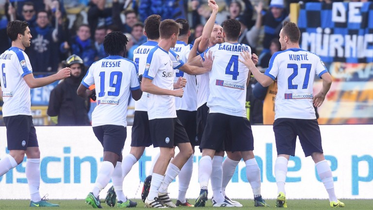 Atalanta are flying high in Serie A