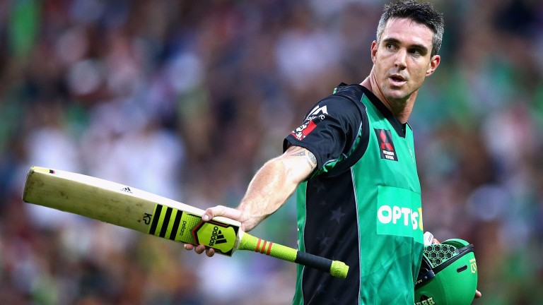 Kevin Pietersen is not the only dangerman for the Melbourne Stars