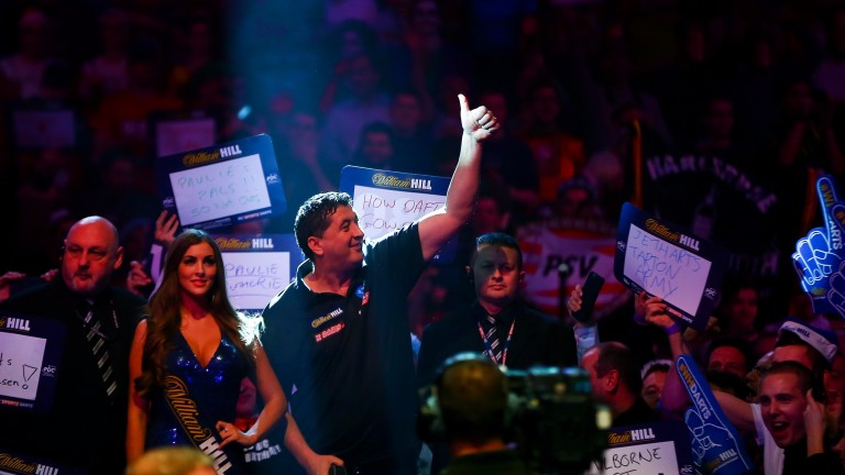 Mensur Suljovic could face a test from Ron Meulenkamp