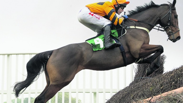 Thistlecrack: his grandmother Booterstown showed great ability in the l