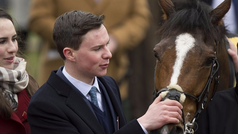 Joseph O'Brien: trainer was overwhelmed with the response on Twitter