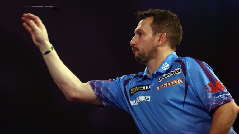Jonny Clayton defeated Gerwyn Price 3-1 in the first round