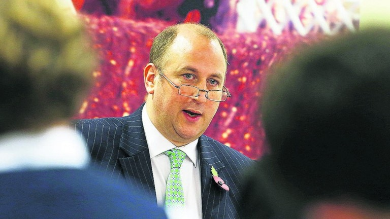 Nick Rust: BHA chief executive spoke about plans to sell Kempton