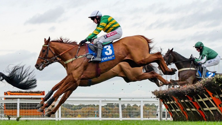 Yanworth is currently the principal British-trained challenger for the Champion Hurdle