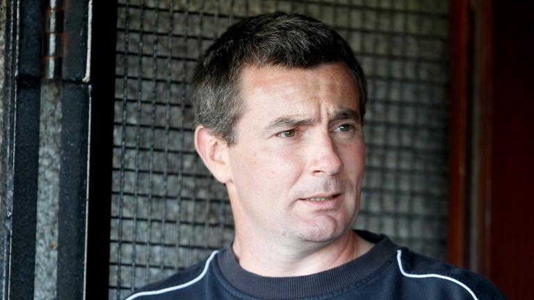 Barry Smith has enjoyed instant success managing East Fife