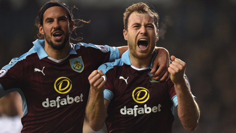 Burnley will be hoping to deepen Middlesbrough's woes