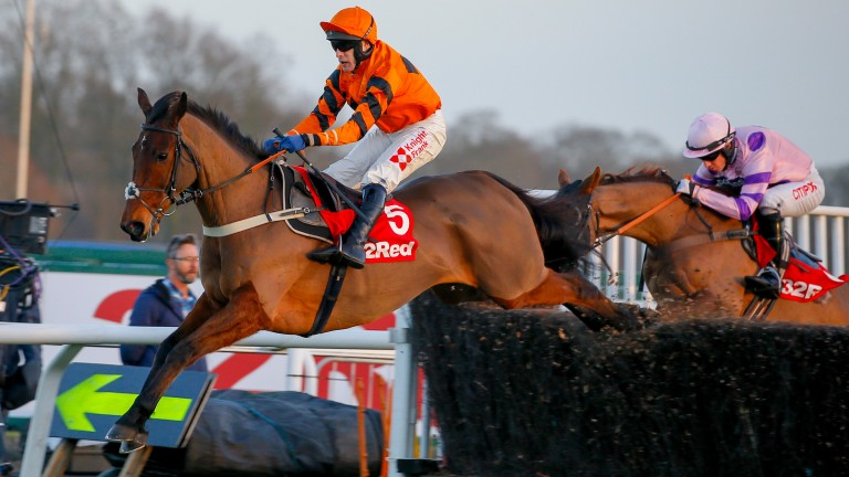 Thistlecrack: the best runner by Overbury Stud stalwart Kayf Tara